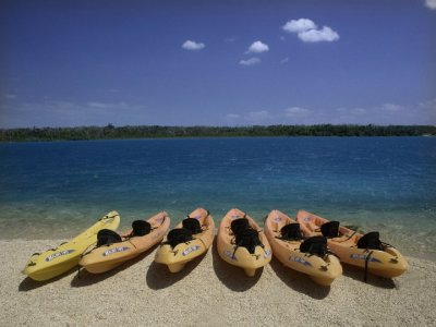 The Explorean Kohunlich Kayaks