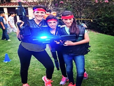 Mobile Laser Tag renting, Mexico City