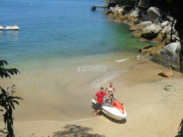Conociendo playa colomitos