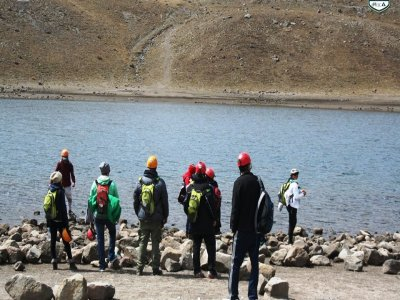 Guided hike, Nevado de Toluca, 20 people