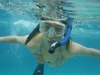 Equipo de snorkel