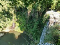 waterfall of 45 m