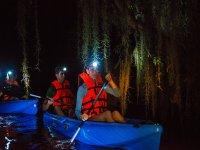 Night kayak
