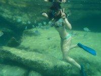 Snorkel in el arecife