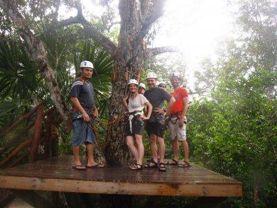 Edventure Tours Canopy