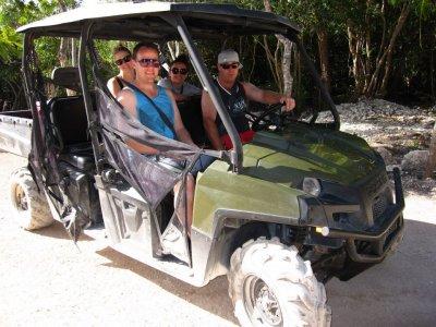 Edventure Tours Buggies