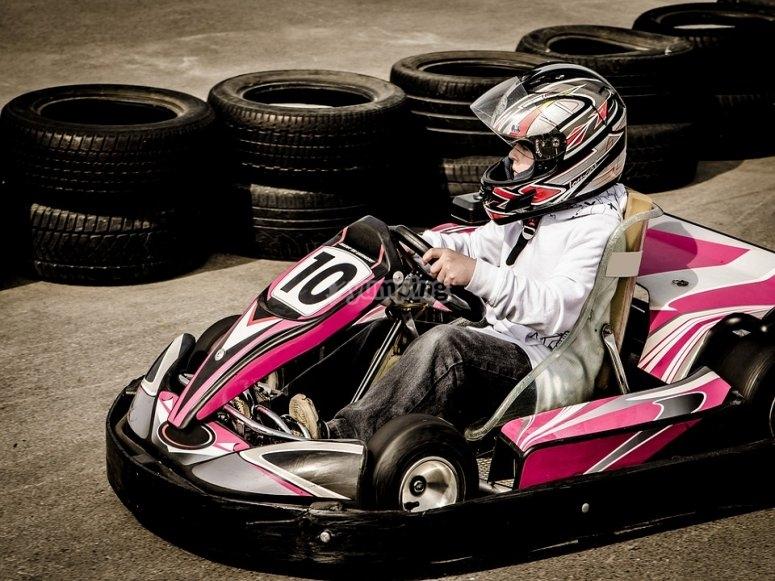 Circuito go karts