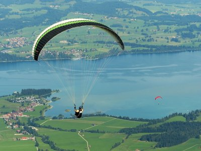 Extreme trip Trekking, Parachuting and Lodgings