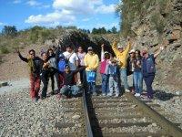 Team building in El Oro