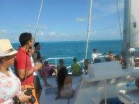 barco para grupos