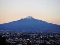 Tour around Malintzi peak from Tlaxcala