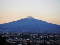 Recorrido a la Malintzi desde Tlaxcala