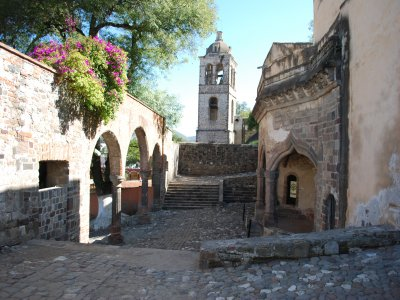 Tour of Tlaxcala and Cacaxtla archeological site