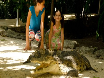Cancun Zoo with general admission
