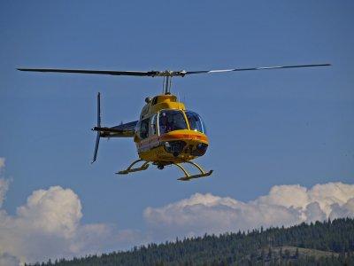 Tour en Helicóptero en Puebla para parejas