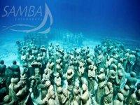MUSA arte submarino