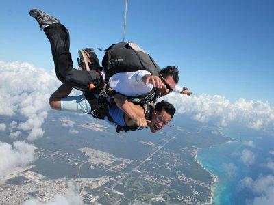 Skydive Cancún