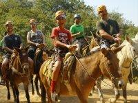 Tour en Mula en Puerto Vallarta en la Sierra Madre