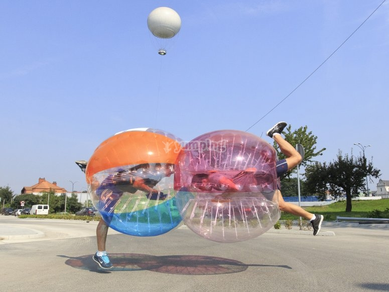 Balls for Bubble Ball