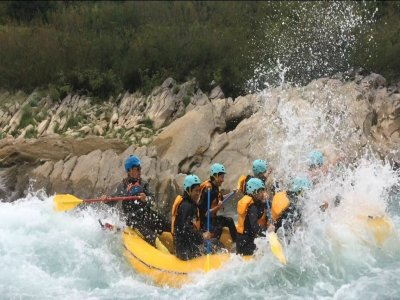 Rafting in Huasteca Potosina +photos + video
