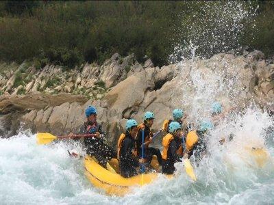 Rafting,cañonismo y rappel en la Huasteca