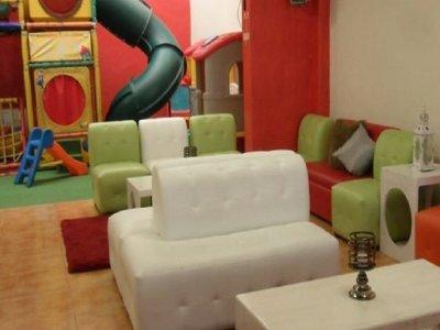 Fiesta infantil en Churubusco con Taquiza