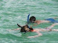 Snorkel para todas las edades