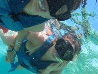 Snorkel as a couple