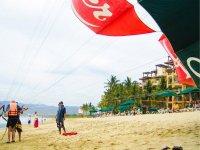 parasailing tour