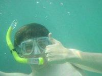 snorkel en nayarit