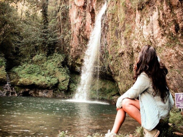 Cascadas de cuetzalan