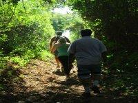caminata por sayulita