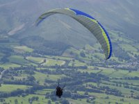 Paragliding flight in Minalco for 15 minutes