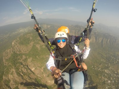 Paragliding Malinalco or Tenancingo Photos + Video