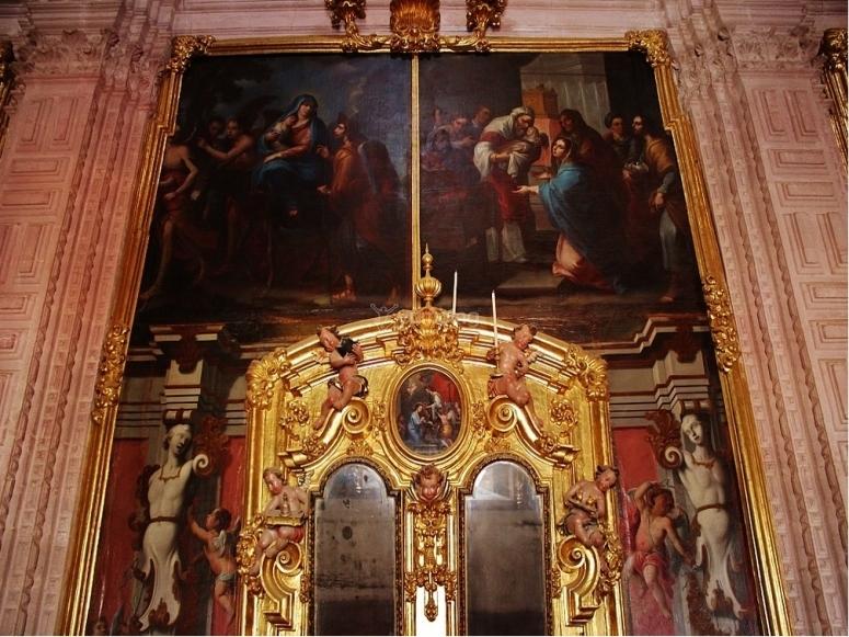 Parroquia de San Prisca