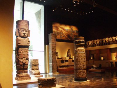 Visit the Museum of Anthropology with guide+ticket