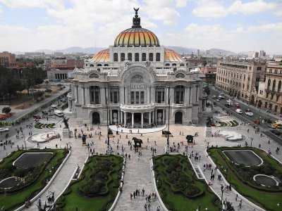 1 day Tour through Mexico City