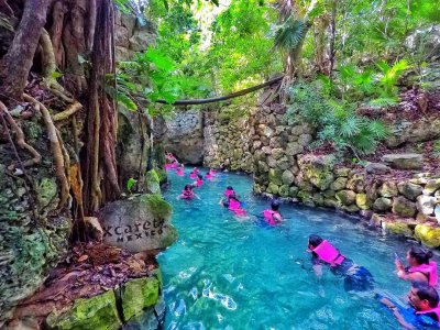 Xcaret experience