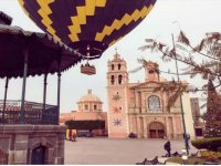 Balloon flight with hosting in Tequisquiapan