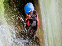 Canyoning in Mil Cascadas Taxco