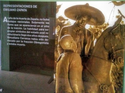 Zapata tour in Morelos