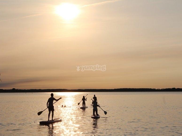Stan up paddle en veracruz