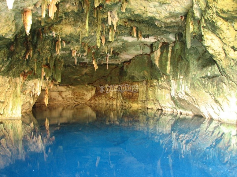 Cenote, Cheletún