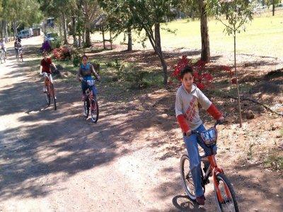 Hacienda Coyotes Ciclismo de Montaña