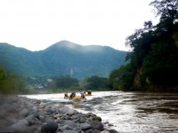 Rafting en la carbonera