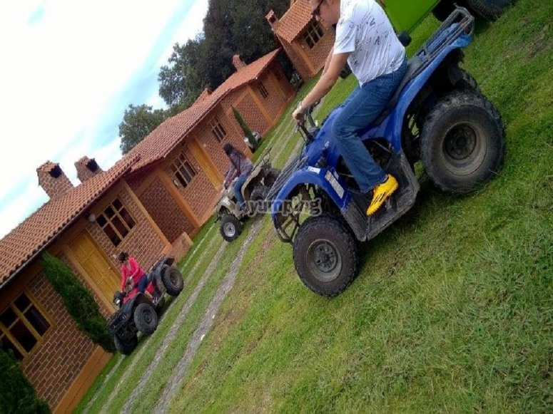 Concours the ATV by Huasca
