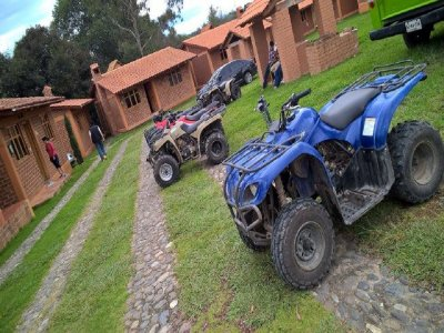 ATV tour in Mineral del chico Hidalgo
