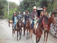 Horse Riding Tour in Las Pulgas, Guanajuato