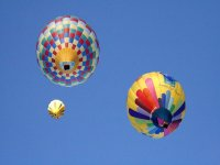 Dia para volar en globo