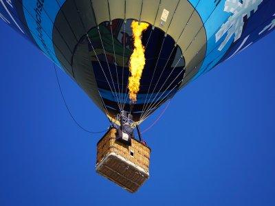 Hot Air Balloon Ride + Bkfst San Miguel de Allende